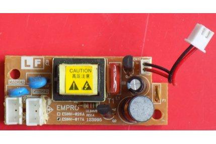 Schede Varie Stampanti - Inverter lampade scanner TOSHIBA EMPRO ESINV-017A REV.4