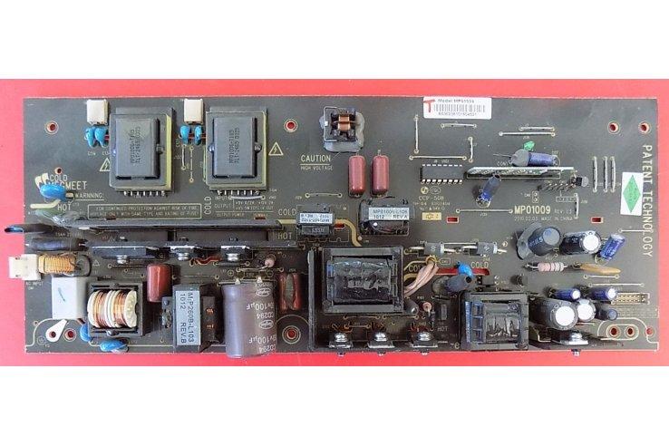 ALIMENTATORE Q.BELL MP01009 REV 1.3 - CODICE A BARRE B03023610160