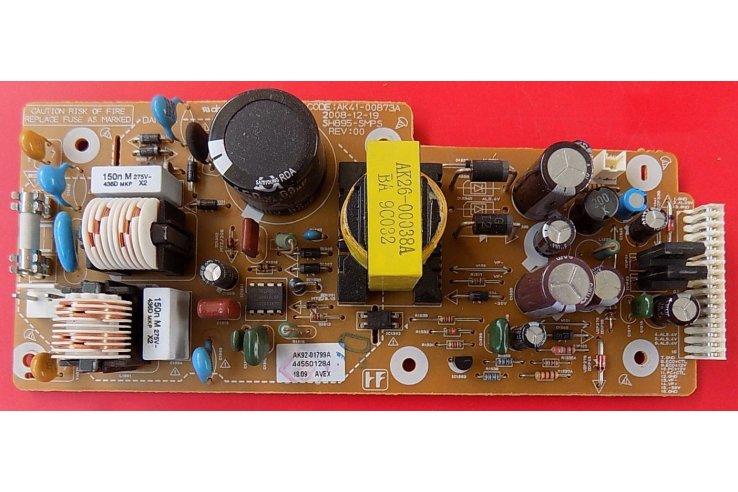 ALIMENTATORE SAMSUNG AK41-00873A SH895-SMPS REV.00 - CODICE A BARRE AK92-01799A