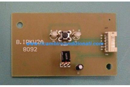 Ricevitori IR e Modulini Led on TV - IR + LED + BUTTON B.IRKW2A 8092 PER TV NIKKEI NK 32-127D