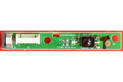 Ricevitori IR e Modulini Led on TV - IR LED BOARD TV2901-ZC25-01(A) - 303C2901231