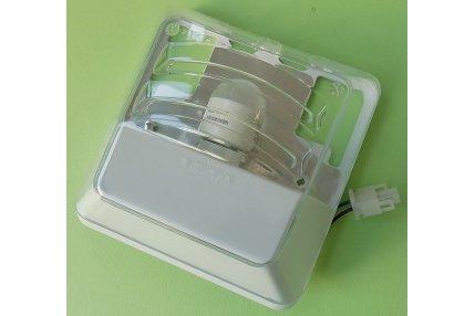 Ventole e motori Frigoriferi - Kit luce frigo Cover Porta lampada lampada INDESIT: LI70 FF 1W/1X Originale Nuovo