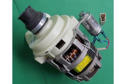 Pompe Motori di circolazioneLavastoviglie - Kit Motore Pompa di circolazione YXW50-2F + Filtro antidisturbo MKP305 EN60252-1 Nuovo Originale