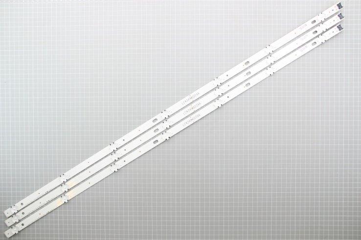 Kit nr. 3 Barre Led LG 17Y 43INCH A LED ARRAY REV0.1 LC4349 0059A - CODICE A BARRE LC434 90059A NUOVA Originali