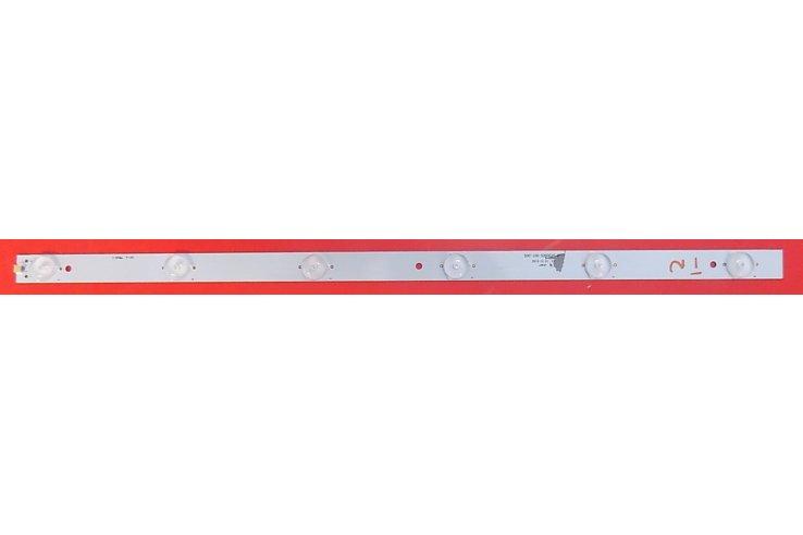 Kit nr.10 BARRE LED AKAI 200-100-50N06X6-D - CODICE A BARRE 92T07D3 160414 NUOVA
