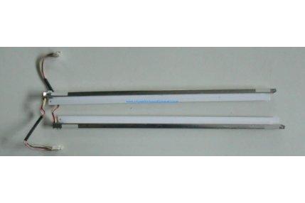 Barre CCFL - LAMPADE CCFL PER TV LG RE-20LA30 PER PANNELLO LC201V1
