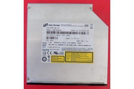Lettori Masterizzatori CD/DVD - LETTORE DVD-ROM DELL GDR-8084N 0120098-28 - CODICE A BARRE CN-0FG219 REV A00