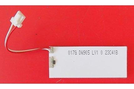 LOGO RETROILLUMINAZIONE SHARP 017G DW905 LY1 0 23C41B