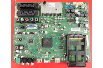 Main e DVBT TV - Main FLX00018746-109 V11.0 1-857-345 Codice a barre 2000323