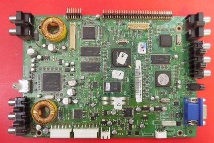 Main e DVBT TV - MAIN - SCALER IFC 130-230 (EU) 21474990 - CODICE A BARRE 21451610WA