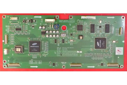 T-con e Scaler TV - MAIN - T-CON SAMSUNG 42 SD S2.0 B'D LJ41-01724A REV 1.2 LJ92-00941A REV A1 - CODICE A BARRE HL2338005326