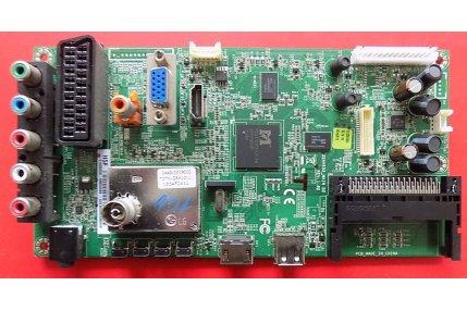 MAIN 32AV933_MAIN BD REV 1.02 - CODICE A BARRE EU32AV933 V0.16 P4 WINB261D - 60EB40M0MB01P