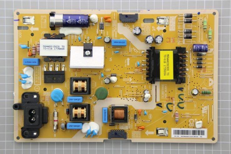 Alimentatore SAMSUNG L40E1R KDY BN44-00871C REV 1.1 Smontato da Tv Nuovo