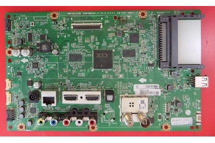 Schede Tuner Ingressi e Interconnessione TV - Main LG 28MT49S LD70B EAX67258103 (1.0) - 7DEBT010-005X 64558004 Smontata da Tv Nuovo